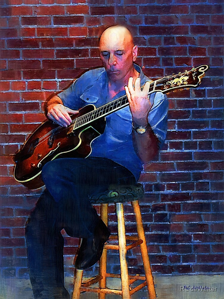 Chord Change in Blue by RC deWinter