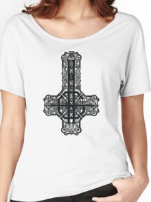 Ghost - Meliora logo Women's Relaxed Fit T-Shirt