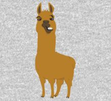 Llama is cool Kids Clothes