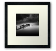 monochrome Framed Print
