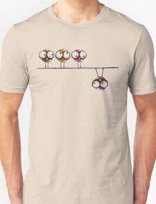 He is so weird Unisex T-Shirt