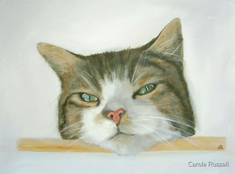 Look out spot by Carole Russell