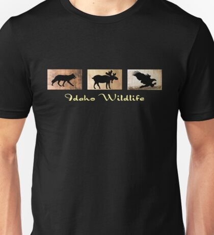 Idaho Wildlife Unisex T-Shirt