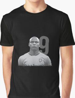 Ronaldo Luis Nazário de Lima Graphic T-Shirt