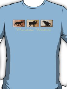 Manitoba Wildlife T-Shirt