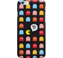 Pac-Man Trapped iPhone Case/Skin