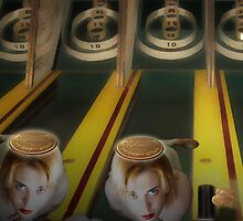 Skee Ball by David Kessler