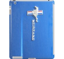 1965 Ford Mustang iPad Case/Skin