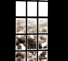 Window of lonliness by Richard Rusz