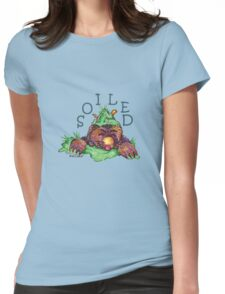 Soiled shirt (Drawn) Womens Fitted T-Shirt