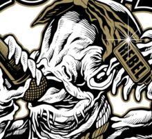 Rebel Jedi Hip Hop - It's A Rap! Sticker