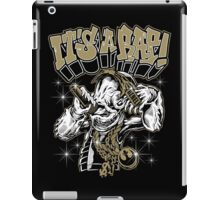 Rebel Jedi Hip Hop - It's A Rap! iPad Case/Skin