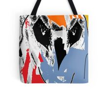 adrift on the waters of oblivion and tickled pink Tote Bag
