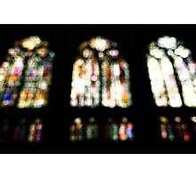 Strasbourg Cathedral detail Photographic Print