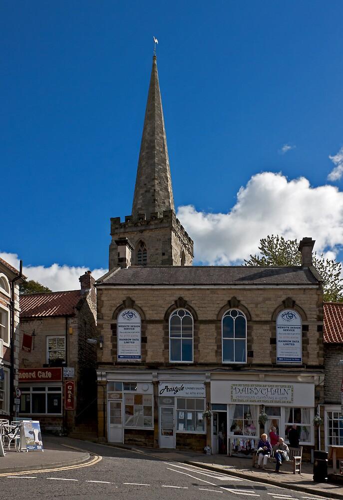 Street of Pickering , Yorkshire, UK(4) by jasminewang