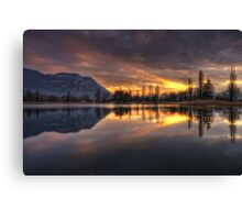 Et lux fit Canvas Print