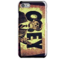 Obey - They LIve iPhone Case/Skin