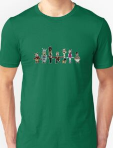 Stop Motion Christmas - Style D T-Shirt