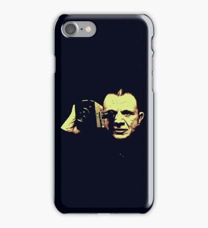 Lost highway - mystery man iPhone Case/Skin
