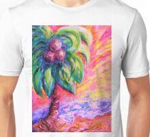 BEACH ABSTRACT Unisex T-Shirt