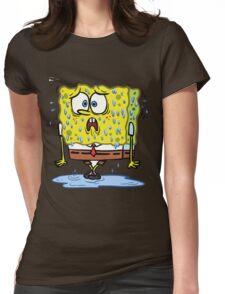 #SPONGE#BOB# Womens Fitted T-Shirt
