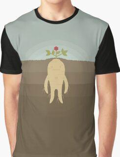GinsengDeki Graphic T-Shirt