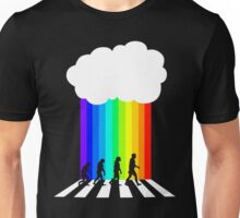 99 Steps of Progress - Psychedelia Unisex T-Shirt