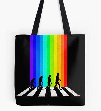 99 Steps of Progress - Psychedelia Tote Bag