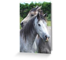 Best Friends size 3x4 Greeting Card