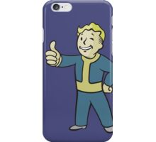 VAULT BOY [FALLOUT SERIES] iPhone Case/Skin