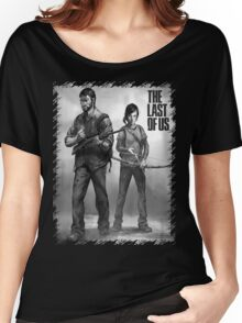 The Last of us Joel and Ellie Women's Relaxed Fit T-Shirt