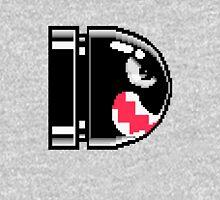 Super Mario Bullet Banzai Bill Unisex T-Shirt