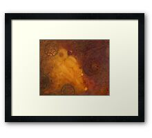 Becoming... Framed Print