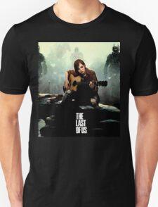 The Last of us Grown Ellie T-Shirt