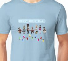Stop Motion Christmas - Style H Unisex T-Shirt