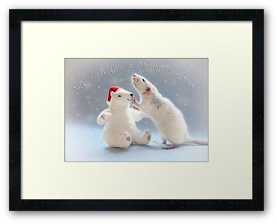 Christmas.... by Ellen van Deelen