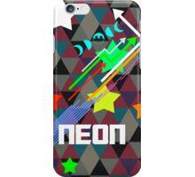 Neon Flash iPhone Case/Skin