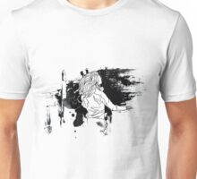 harry hair drawing Unisex T-Shirt