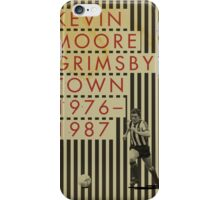 Kevin Moore - Grimsby Town iPhone Case/Skin