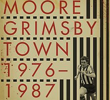 Kevin Moore - Grimsby Town by homework