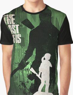 The Last of Us Survivors Graphic T-Shirt