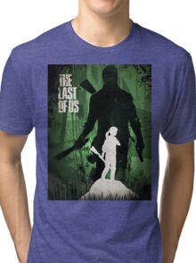 The Last of Us Survivors Tri-blend T-Shirt