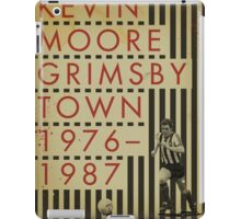 Kevin Moore - Grimsby Town iPad Case/Skin