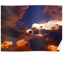 ©HCS Storm Clouds II Poster