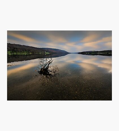 Coniston Dawn Photographic Print
