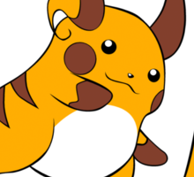 Not Gonna Raichu a Love Song Sticker
