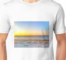 Big ships sailing on the ocean Unisex T-Shirt