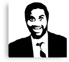Tom Haverford - Parks and Recreation Canvas Print
