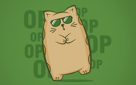 Gangnam Kitty by fishbiscuit