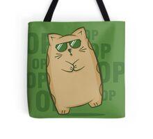 Gangnam Kitty Tote Bag